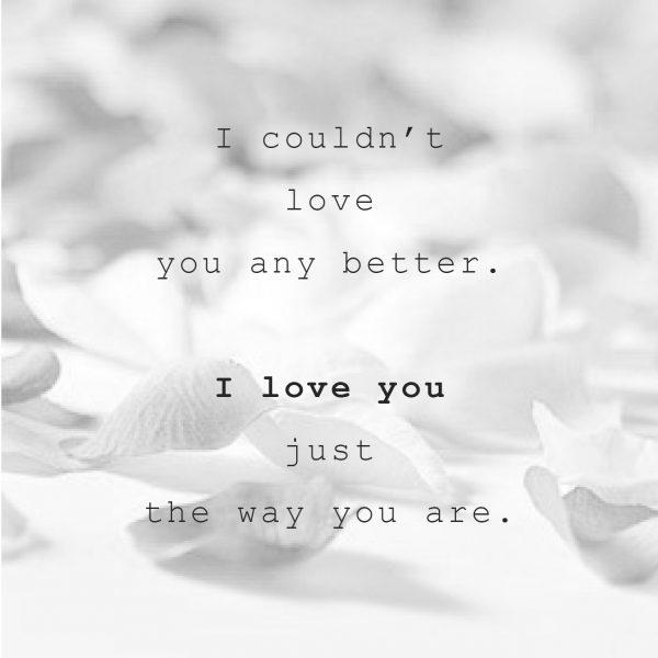 Valentines Day love lyrics Billy Joel