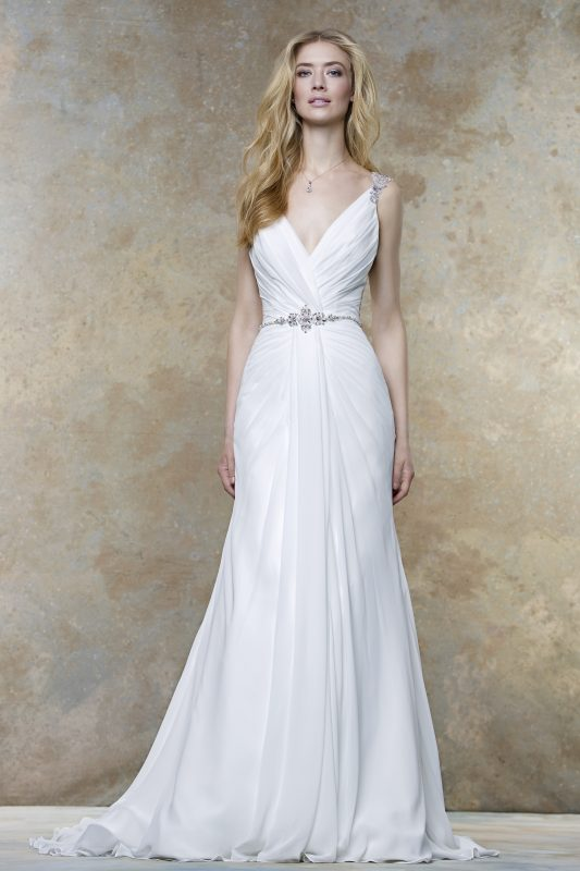 ellis bridals wedding dress 11457
