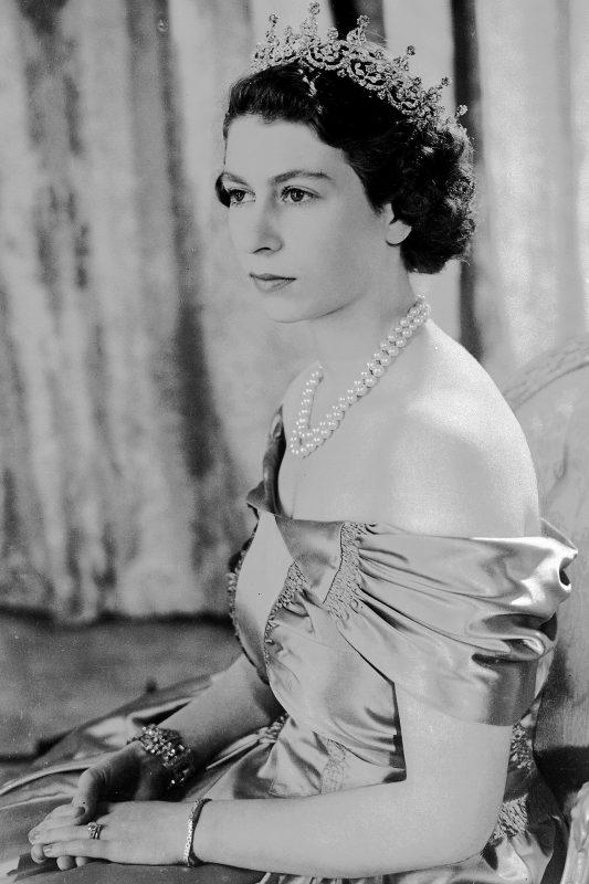 1949 Royal portrait
