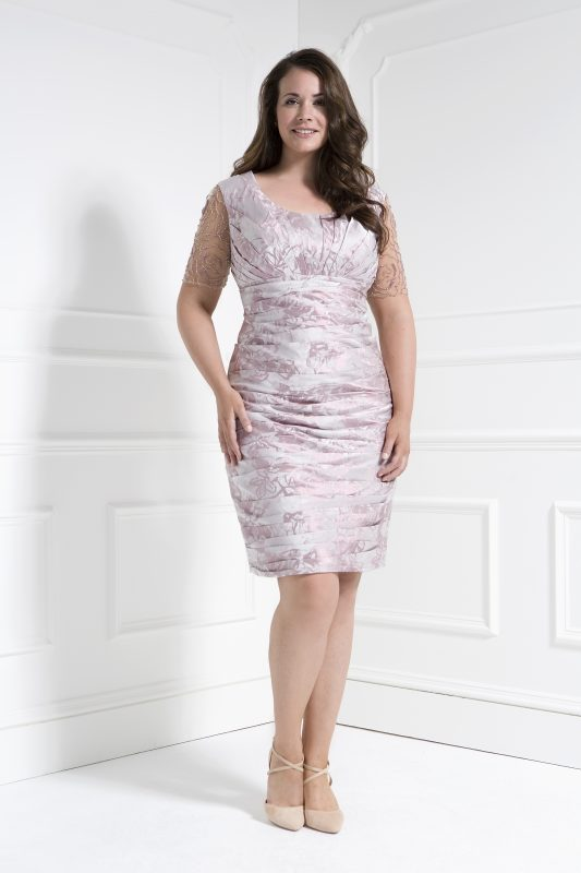 John charles 2016 plus size mother of the bride style 26036P